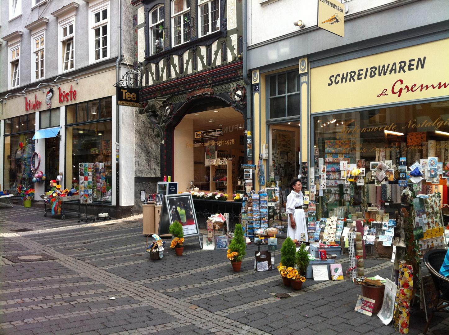 nostalgisches Marburg
