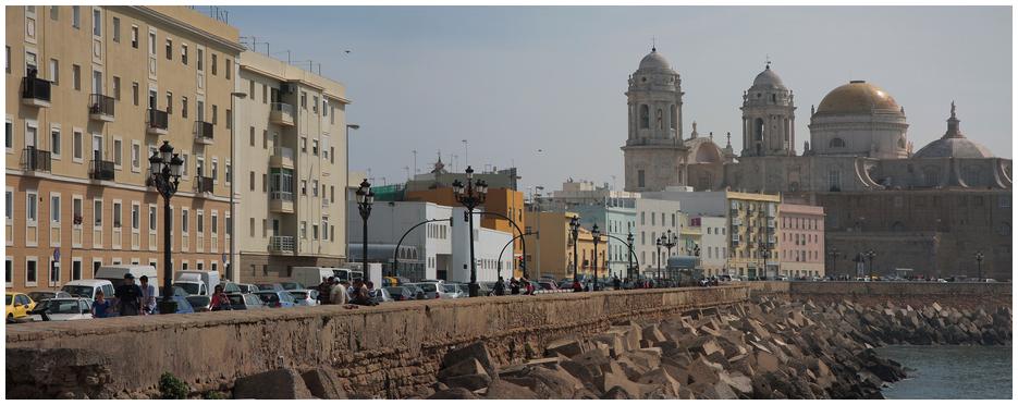 not Havanna, Cadiz !
