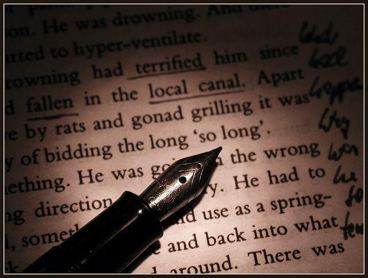 ...note in the dark...