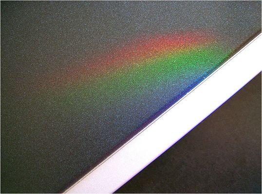 "Notebook im ""Regenbogen-Design"""