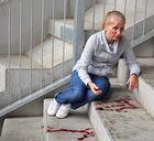 Notfalldarstellung für Katastrophenschutzübung 2011 (Augsburg)