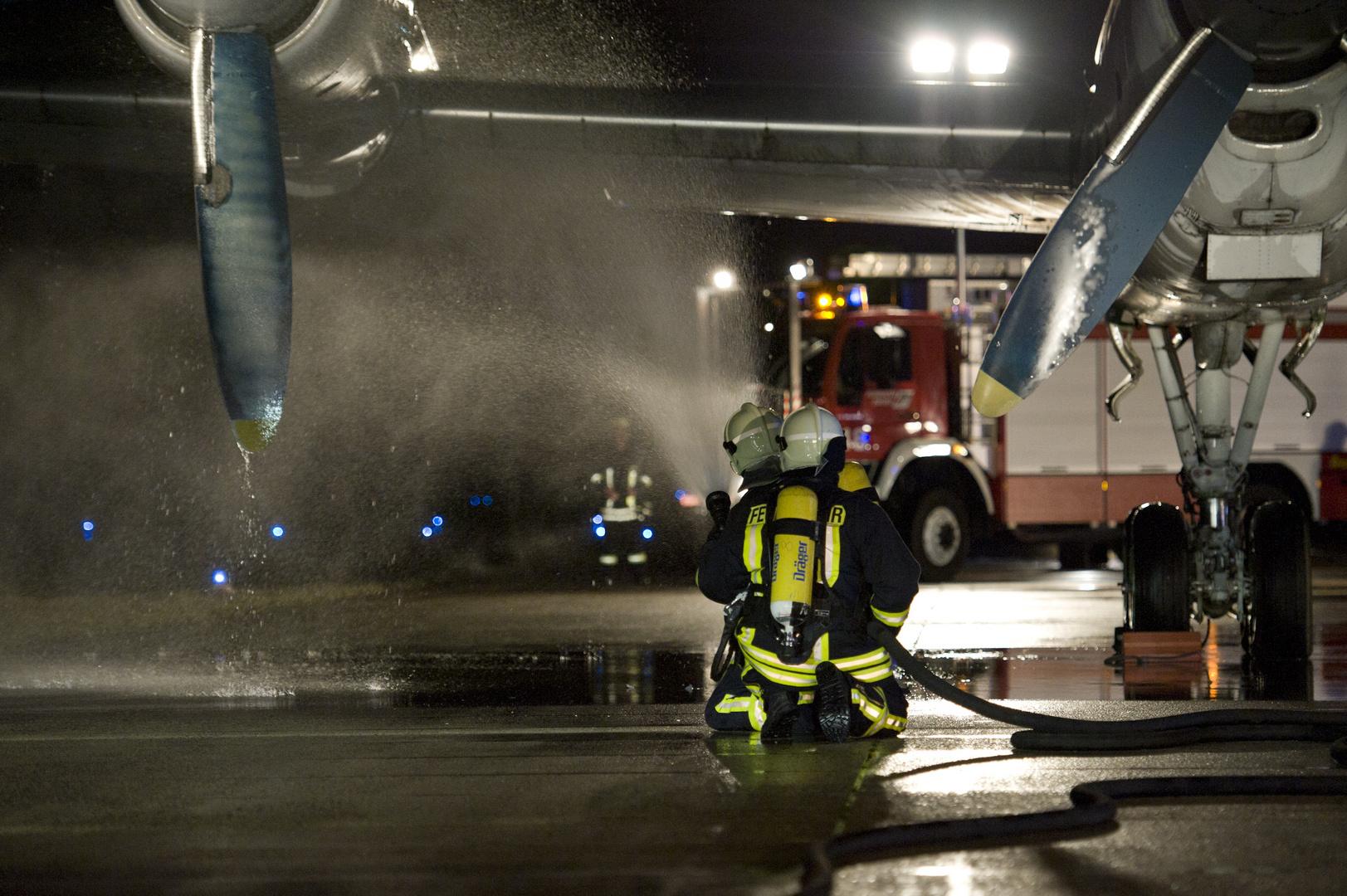 Notfallübung Flughafen Erfurt | 4