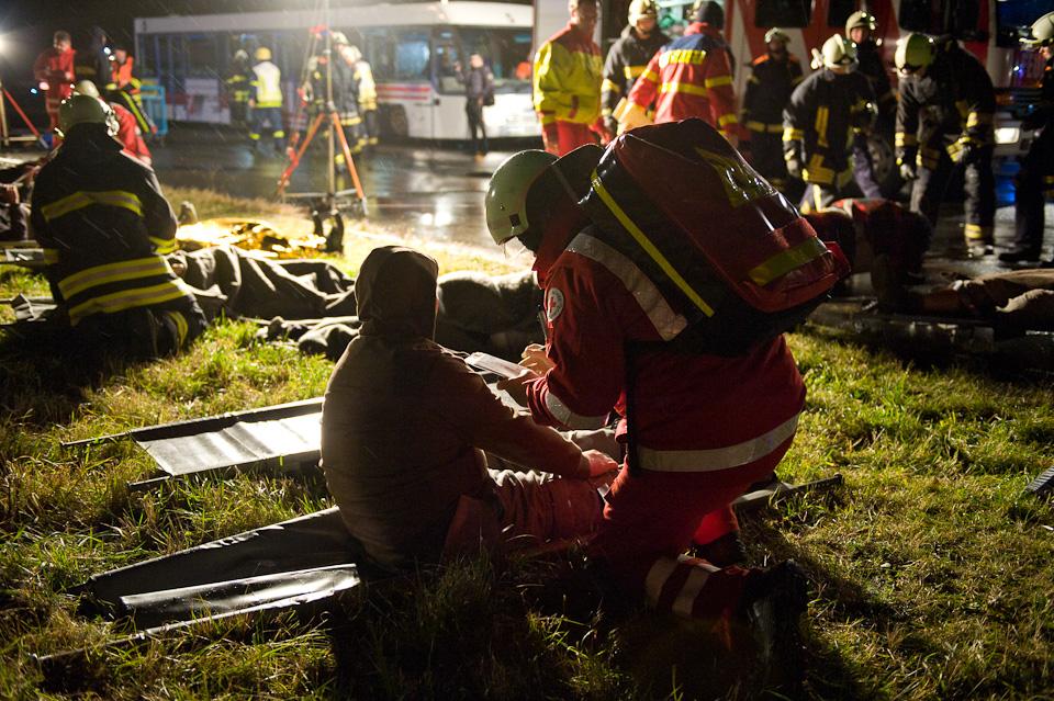 Notfallübung Flughafen Erfurt | 6