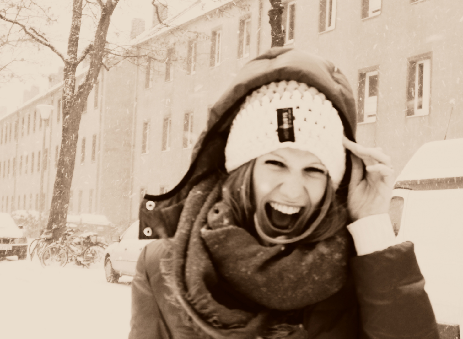 Nothing else matters when you´re smiling :)