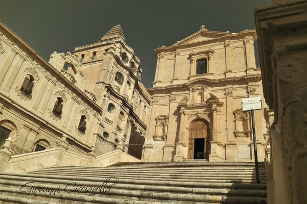 Noto - chiesa di S. Francesco
