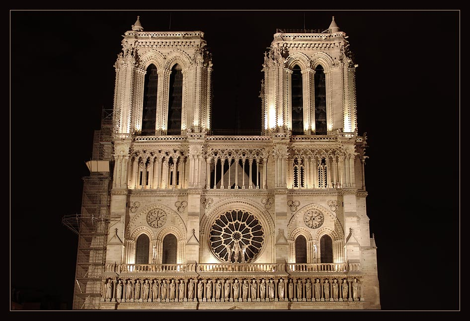 ~ Notre Dame ~