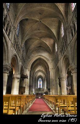 Notre-Dame - Auvers sur Oise (95)