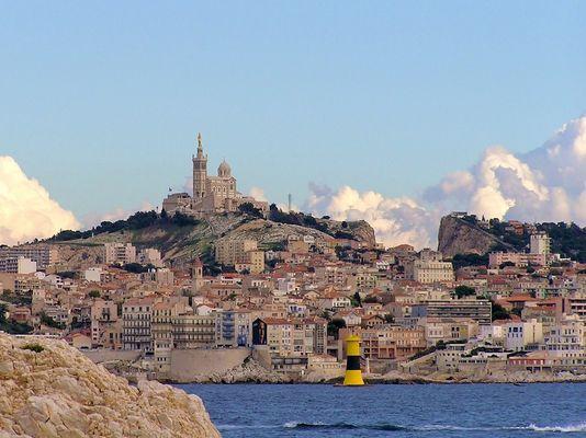 Notre Dame de la Garde a Marseille