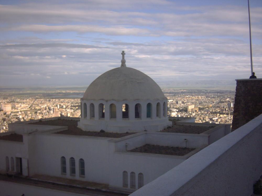 Notre dame de Santa cruz a Oran
