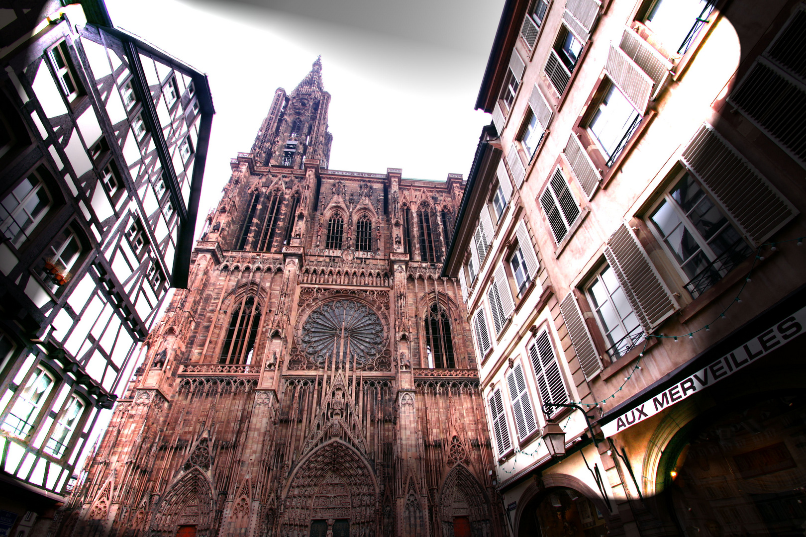 Notre Dame de Strasbourg!
