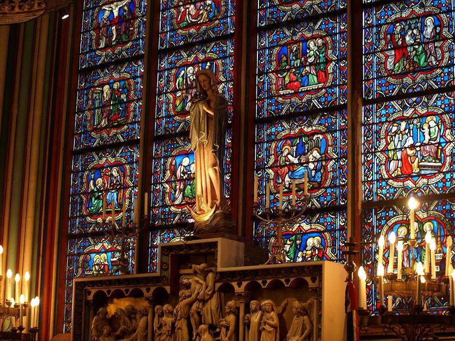 Notre Dame die zweite