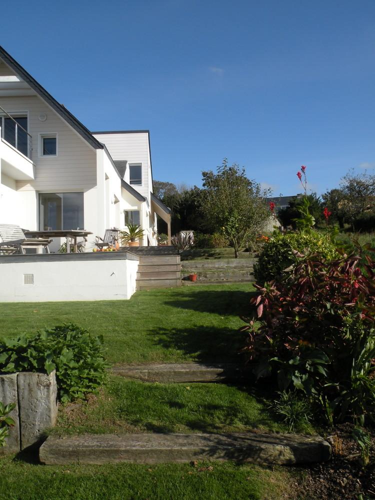 Notre maison jardin