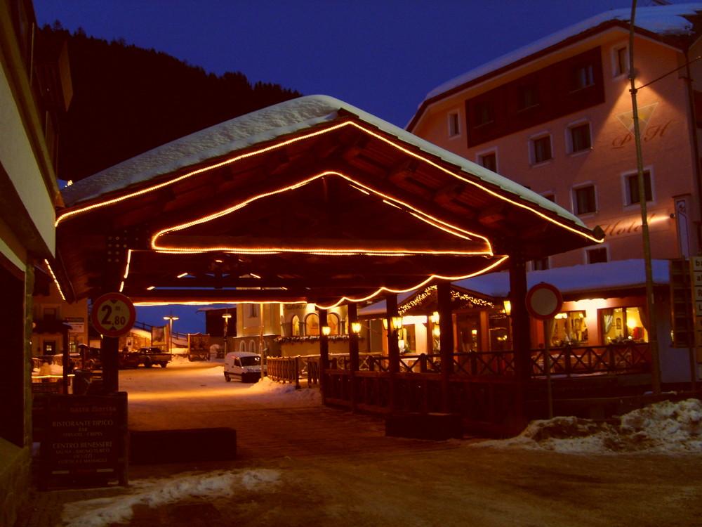 notte a Santa Caterina