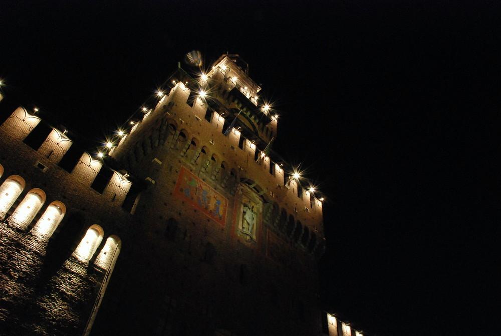 Notte al castello............