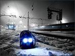 Notte alla stazione