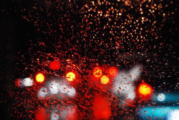 notte di pioggia