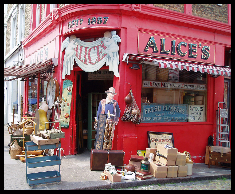 Notting Hill Alice's