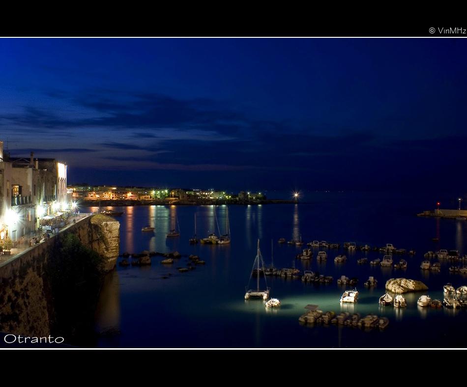 Notturno a Otranto