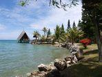 Nouméa - Kuendu Beach Resort - Bord de mer à marée haute
