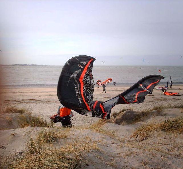 nouveau kite surf