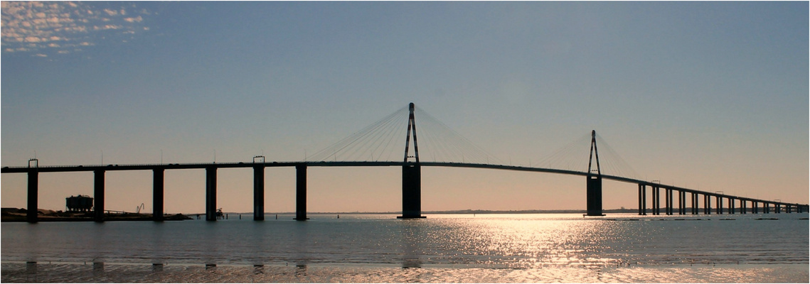 *Nouvelle vue du Pont sur la Loire*