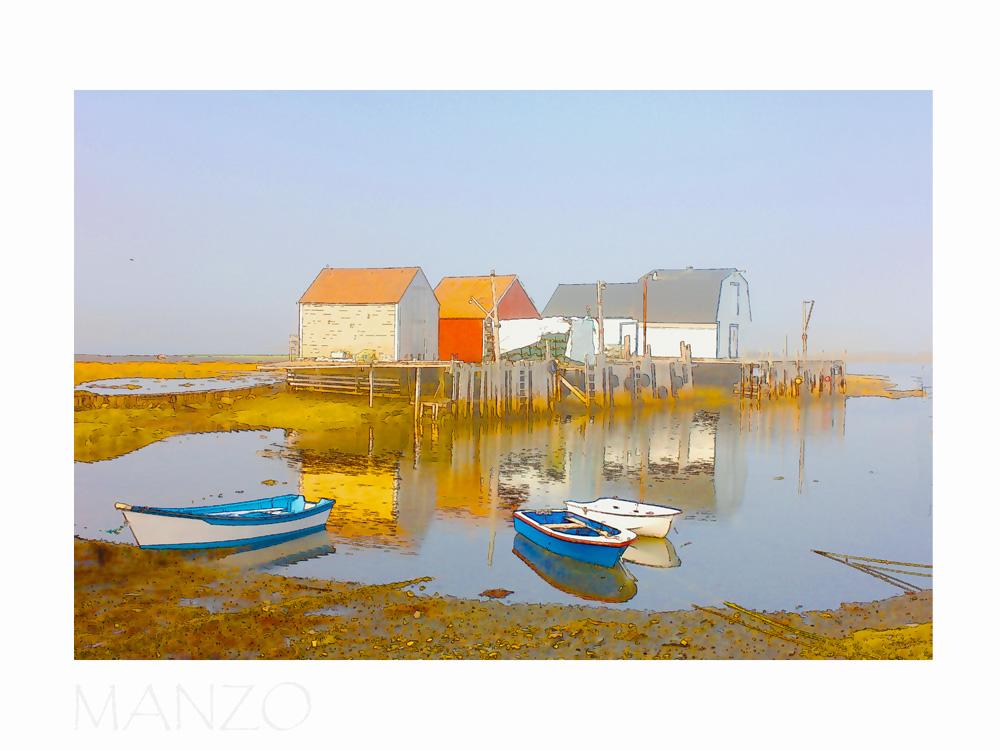 Nova Scotia , Blue Cove 1