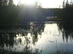 Nova Scotia - there's water everywhere!