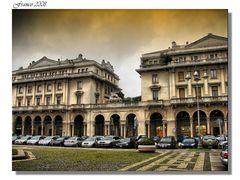 Novara - Piazza Martiri II