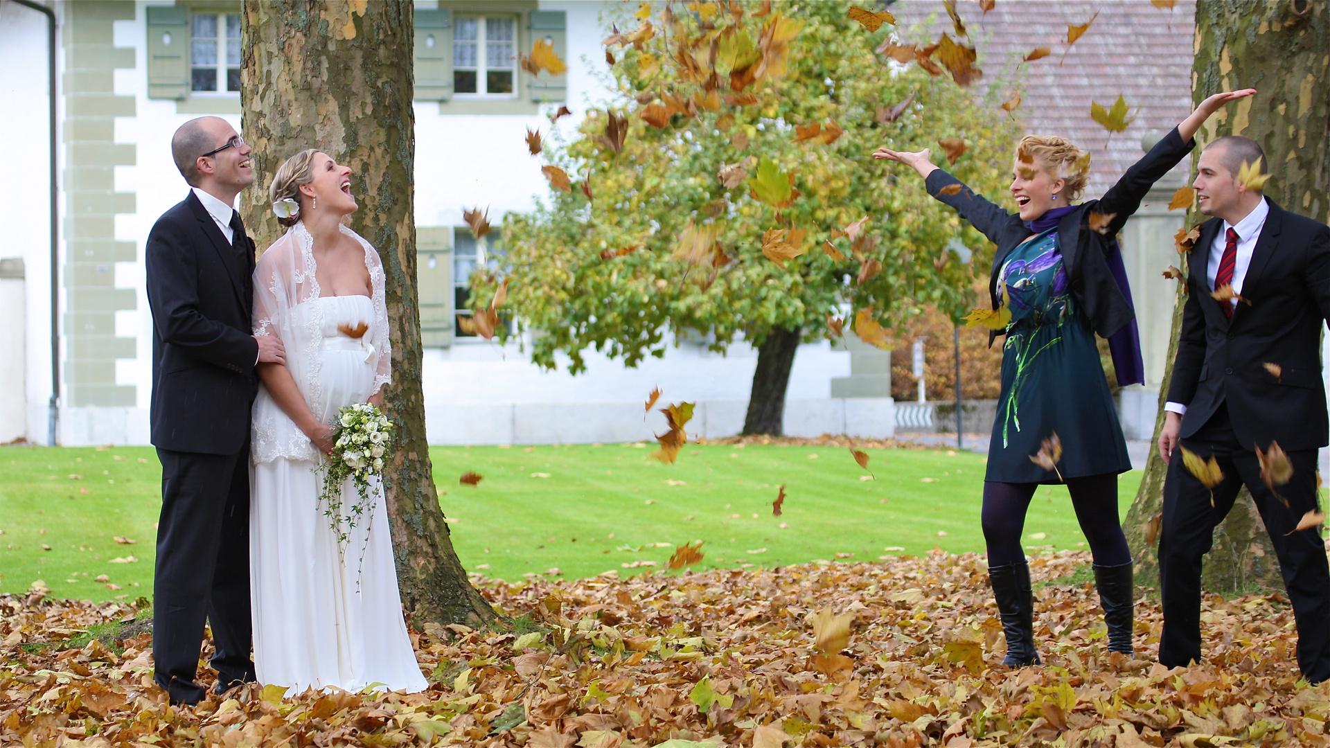 November - Hochzeit