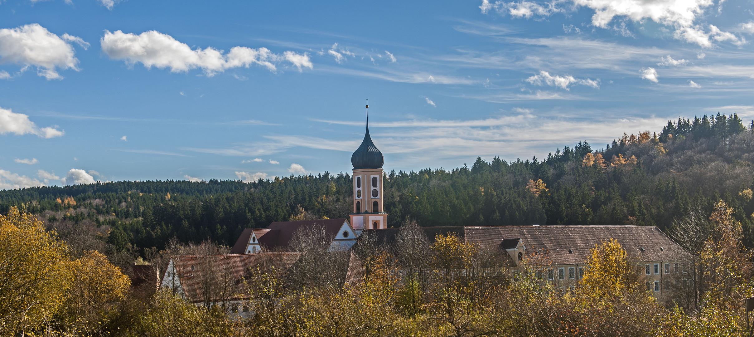 November in Oberschönenfeld
