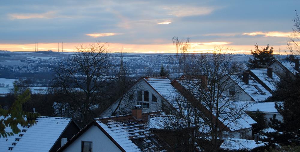 November-Schnee