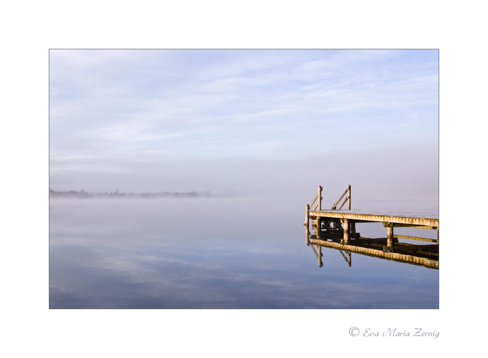 Novembermorgen am Kirchsee