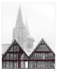 Novembernebel in Ulm