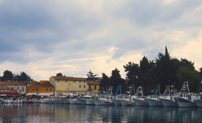 Novigrad Fischerhafen