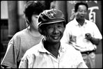 Nowadays Mao look is a rare sight in China