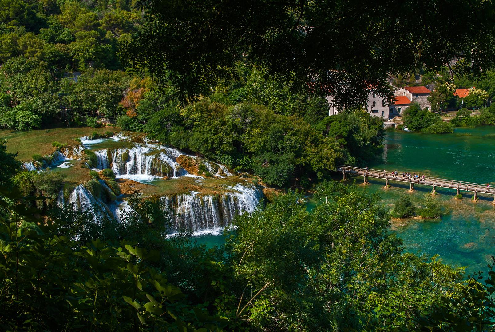 NP KrKa - Kroatien