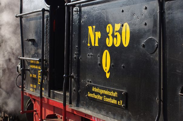 Nr. 350 Q - Karoline der Geesthachter Eisenbahn