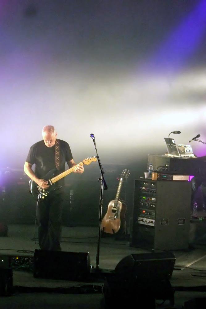 Nr. 5 - David Gilmour Konzert - 10. März 2006 Konzerthalle Dortmund