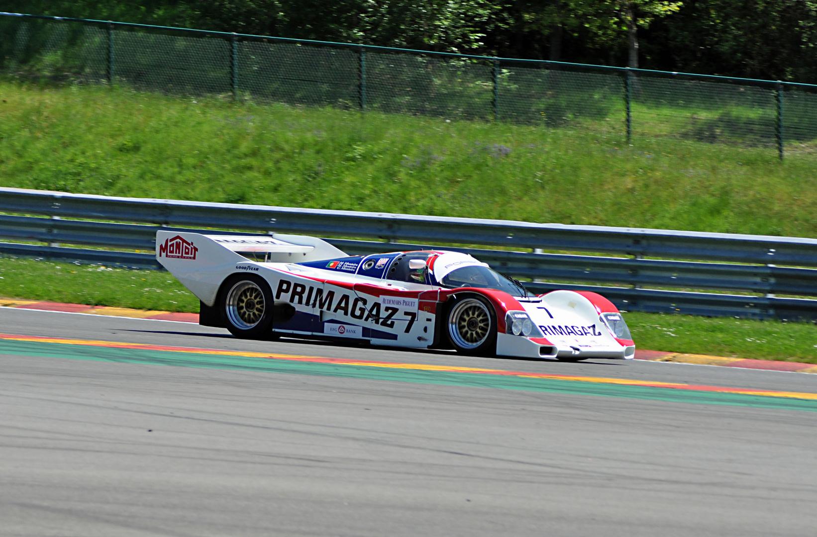 Nr 7 Porsche 962 Bj.1990