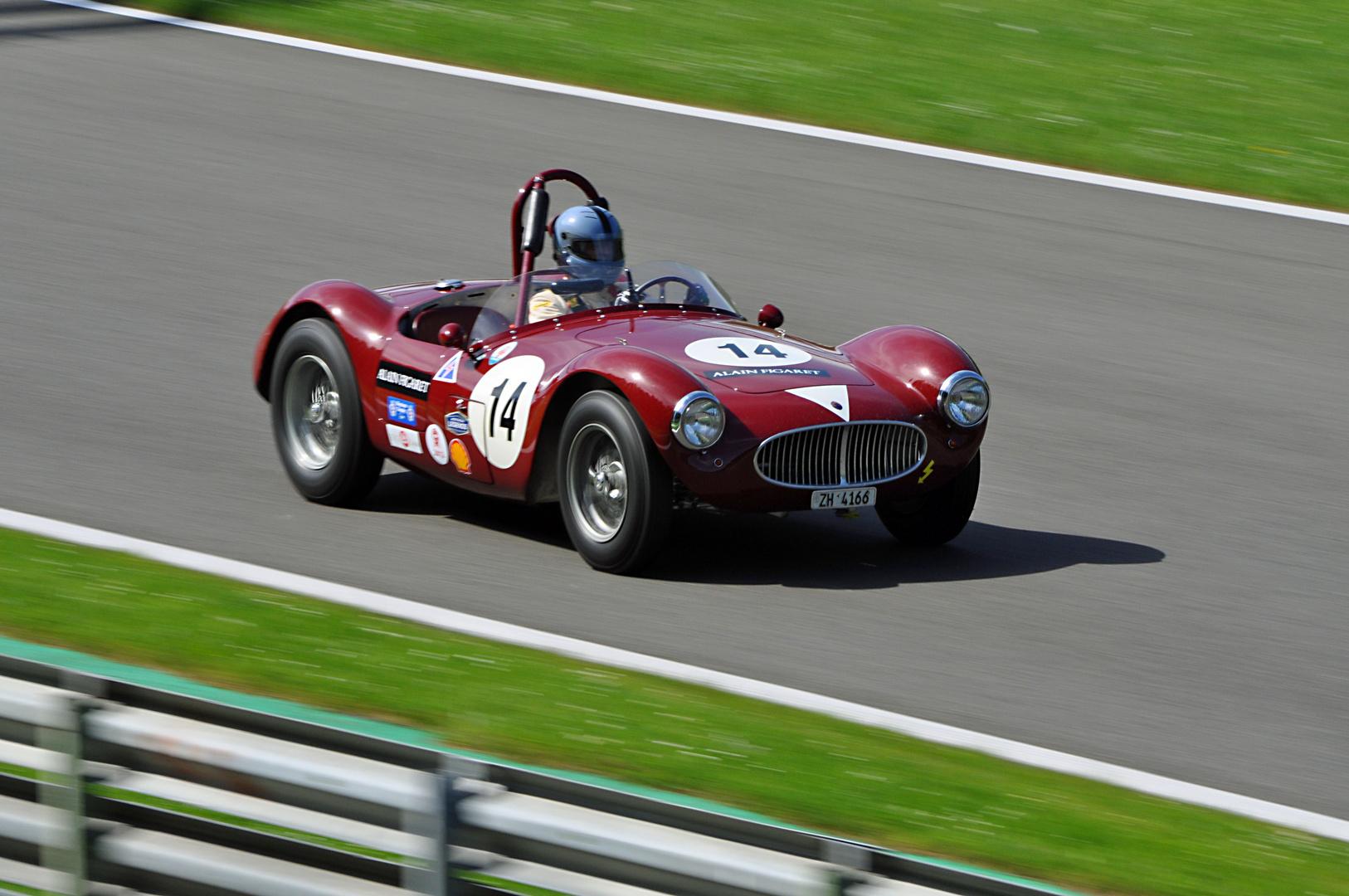 Nr:14 Maserati A6 GCS Bj.1954