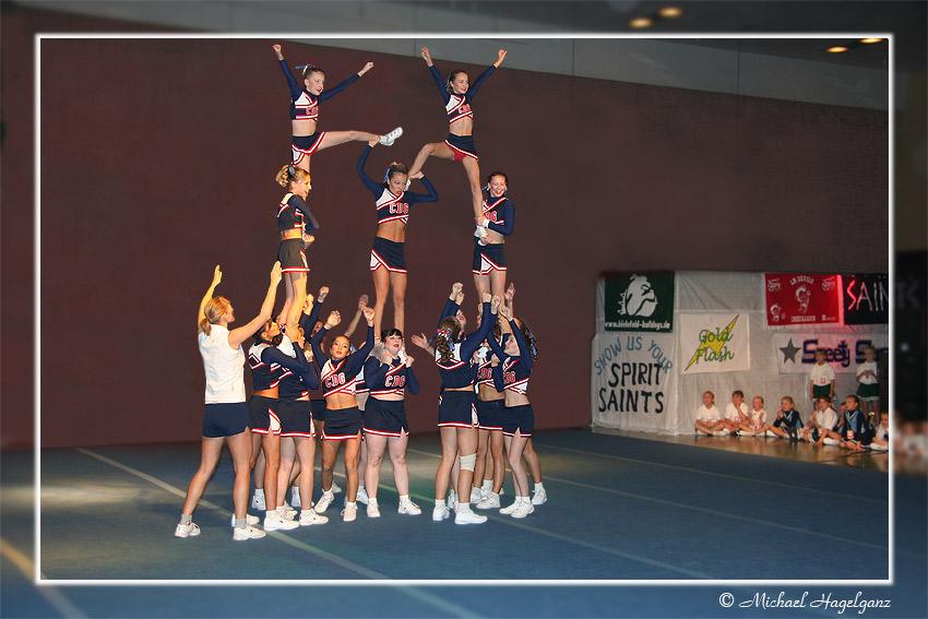 NRW Cheerleadermeisterschaft 2005