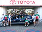 NRW Radsportverband meets Toyota