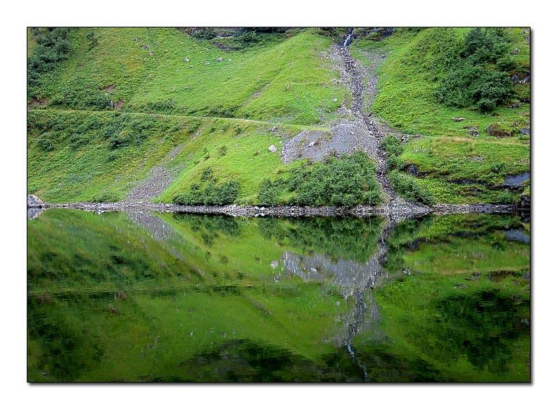Nærøyfjordspiegelung 3