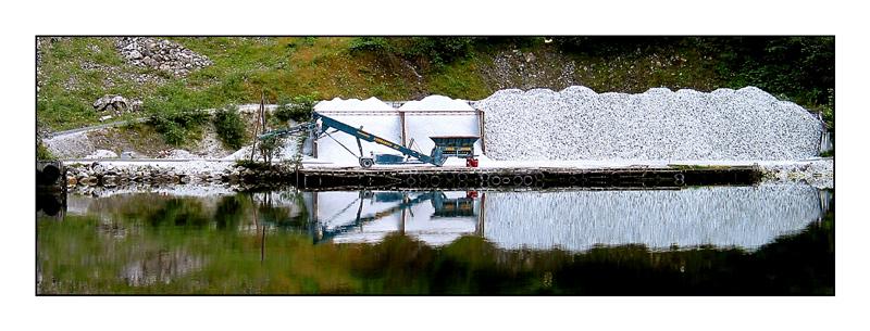 Nærøyfjordspiegelung