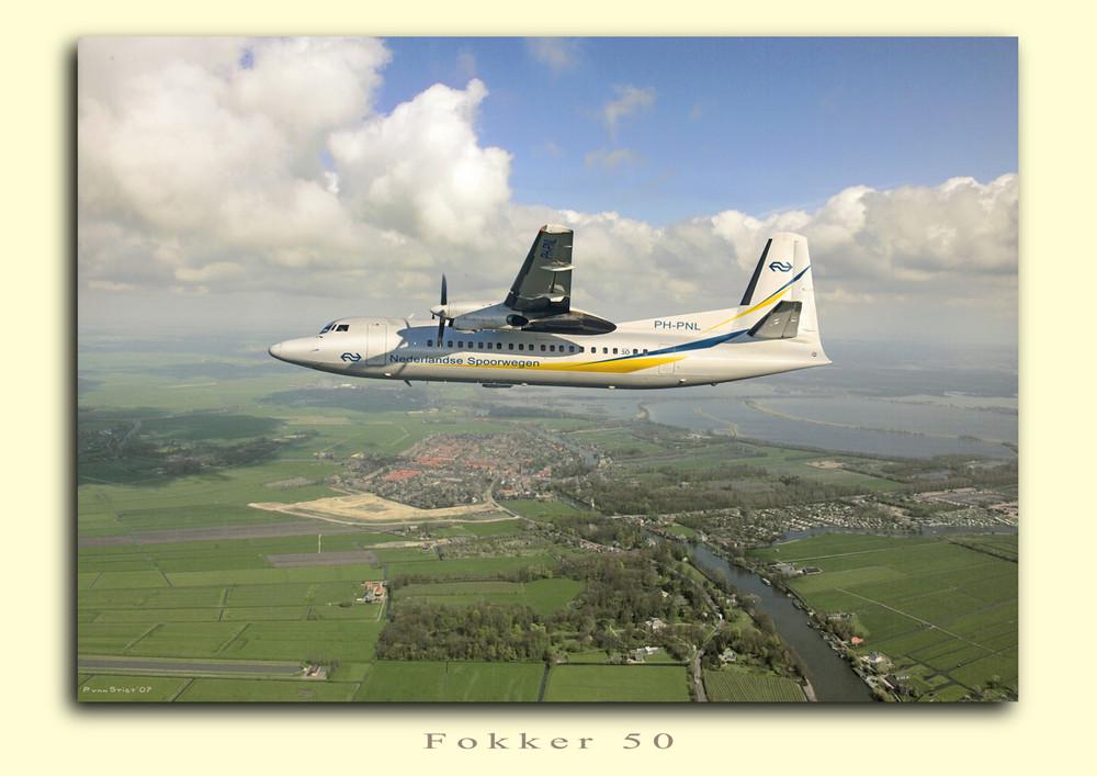 NS Fokker 50