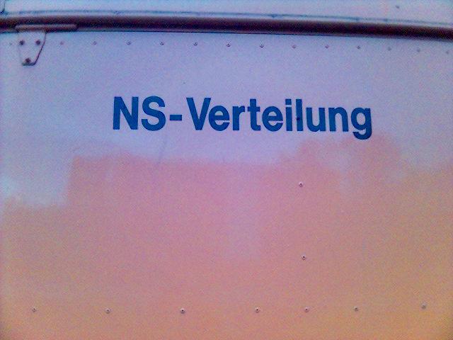 NS-Verteilung