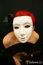 Nu masque