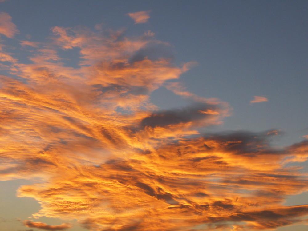 nuage de feu