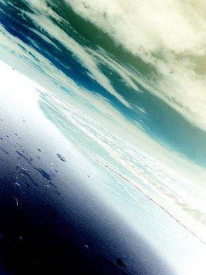 nuage de plage