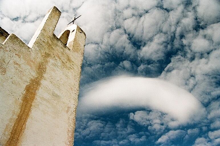 Nube fugaz